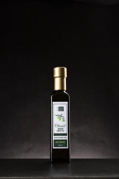 italienisches Olivenöl medium fruity 250ml Flasche