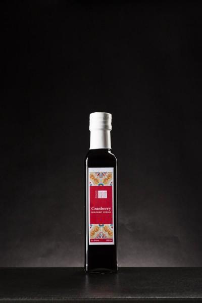 Cranberry Gourmet Crema ( Essigzubereitung)