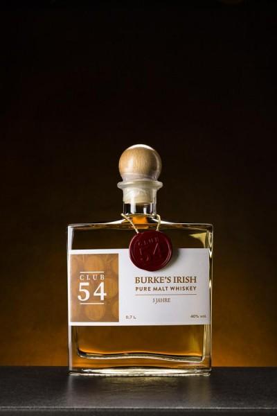 Burke's Irish Pure Malt Whiskey 3 Jahre - 40,0% Vol.
