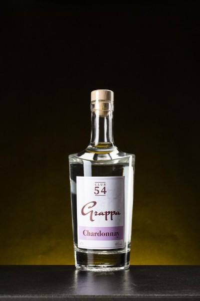 Grappa Chardonnay - klar 40% Vol.