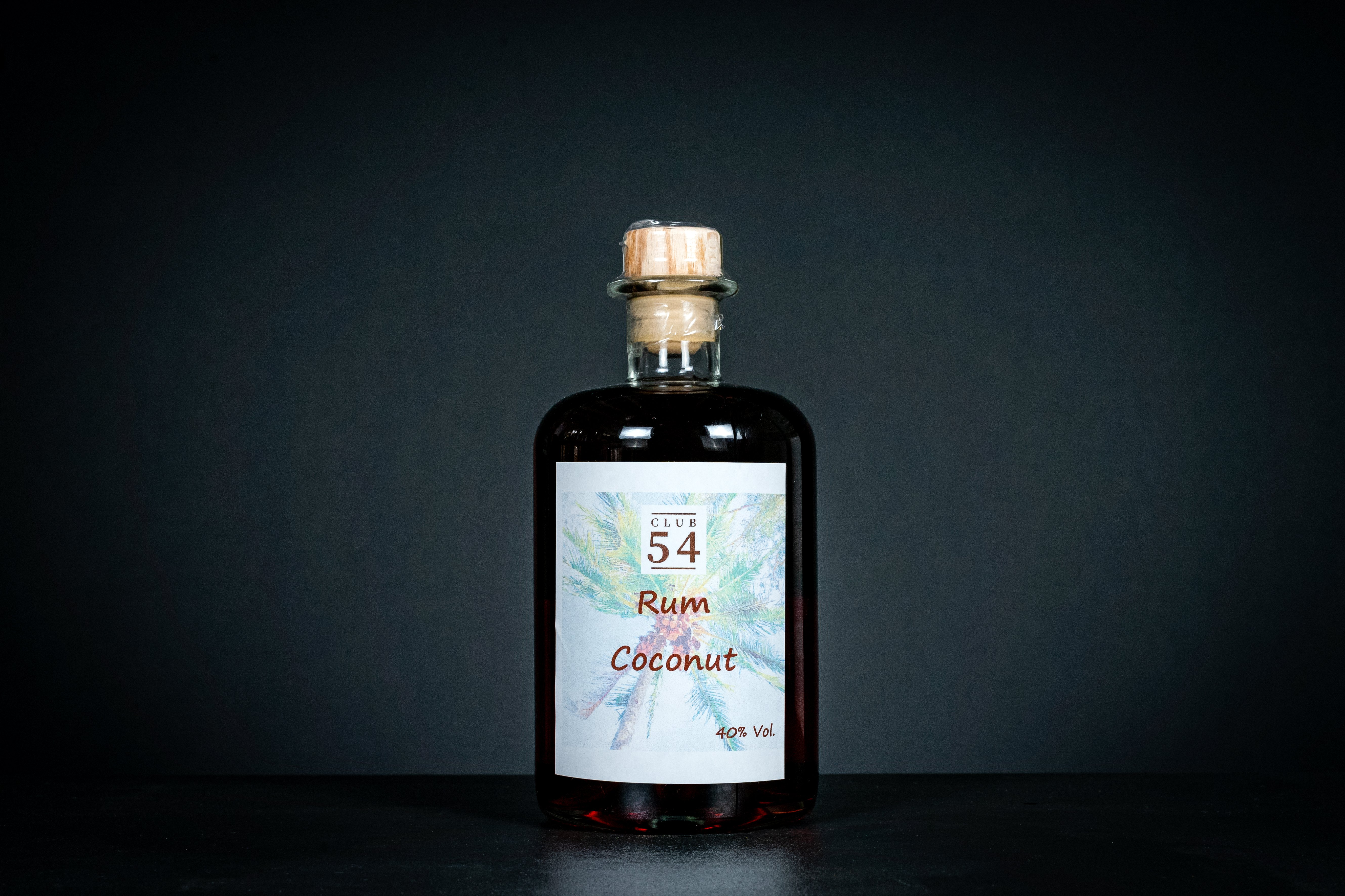Club 54 Rum Coconut 0,5l 40%vol.