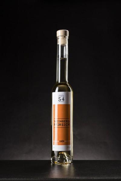 Weinberg-Pfirsich Likör - 18,0% Vol.