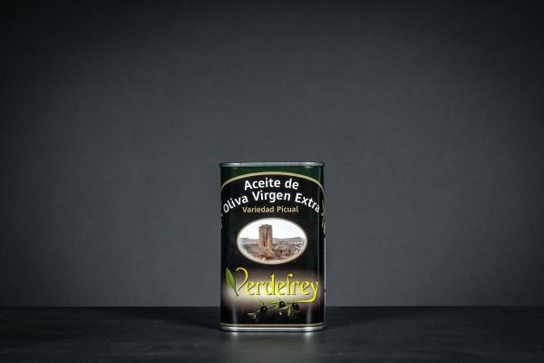 Verdefrey natives Olivenöl aus Granada - 250ml Kanister