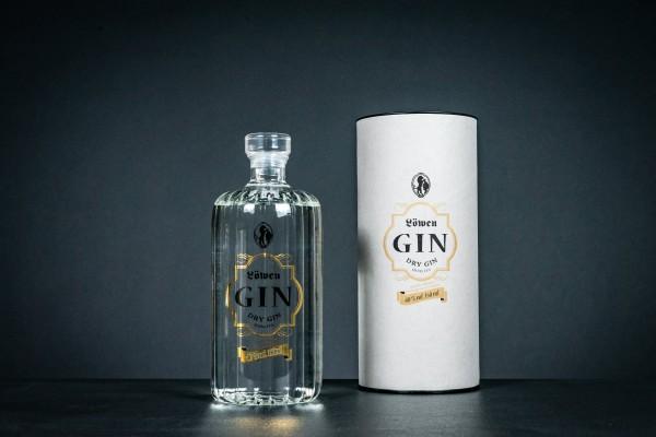 Löwen Gin - Dry Gin 40 %