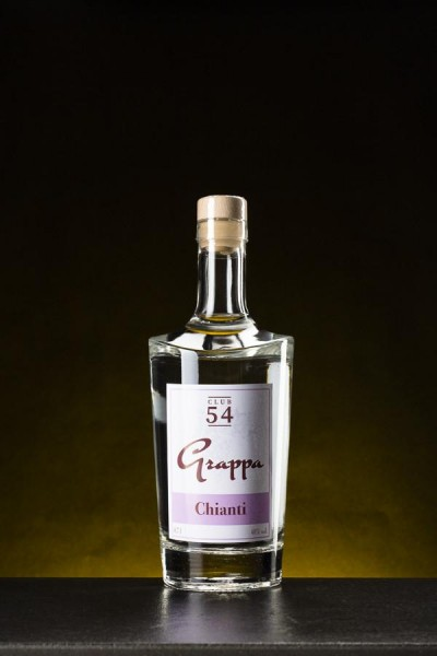 Grappa Chianti - klar 40% Vol.
