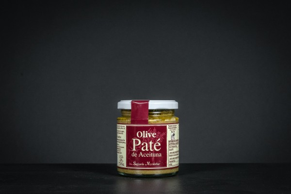 Olive Pate de Aceituna - Olivenpate / Olivenpaste 220g