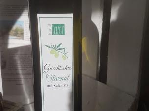 Griechisches kaltgepresstes Olivenöl