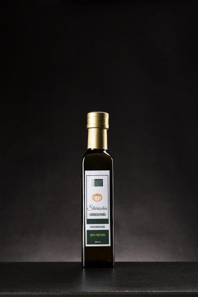 Original Kürbiskernöl aus der Steiermark