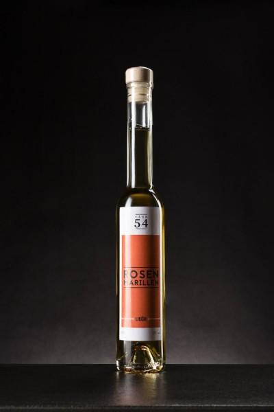 Rosen-Marillen Likör - 25,0% Vol. 200ml Flasche