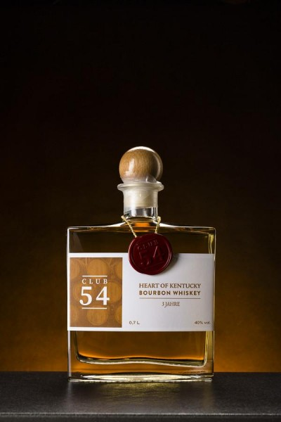 Heart of Kentucky Bourbon Whiskey 3 Jahre - 40% Vol.