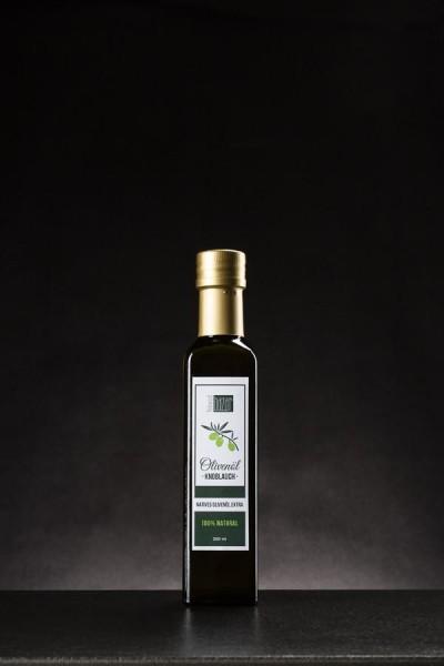 Knoblauch Olivenöl Nativ Extra