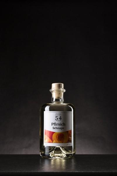 Pfirsich - Edelbrand 34% Vol.